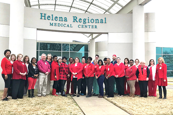 The people of Helena Regional Medical Center